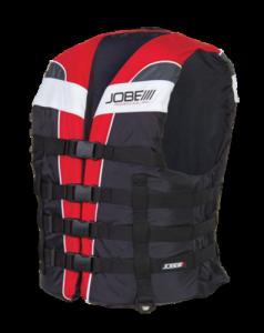 Jobe Progress Dual Unisex water ski Vest in SmallMedium size only red   3995