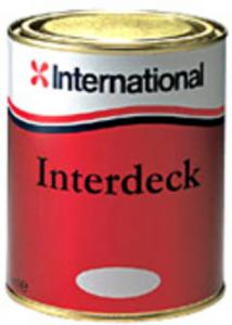 Interdeck Deck Paint slip resistant