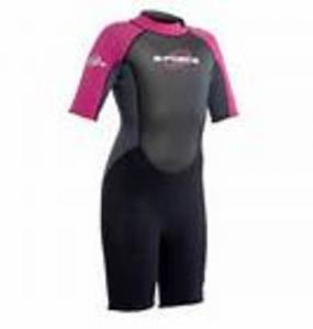 Gul G Force GF3308 Girls suit shortie SIZE 56 YRS APPROX  1 ONLY LEFT