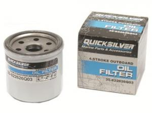 Quicksilver 35822626q03 oil filter