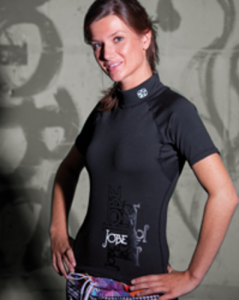 Jobe Ladies Thermo Charm Rash Guard  now reduced to 1595