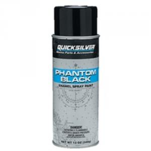 Quicksilver Mercury Phantom Black Genuine Mercury  Mercruiser Paint