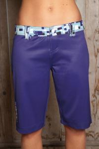 Jobe ladies board shorts Fame stretch  BluePurple shade  i only left  Medium