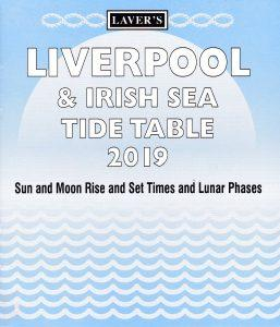 Lavers Liverpool Tide Table 2019