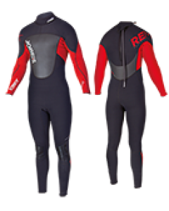 Jobe Progress Remix Mens Full  wetsuit Red  reduced to clear