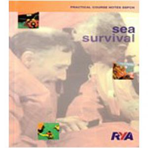 RYA Sea Survival  practical course notes  reduced to 599 and free shipping
