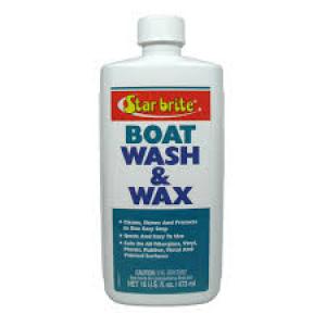 Starbrite Boat Wash  Wax  500ml
