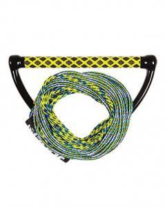 Jobe Wake combo prime rope  yellow