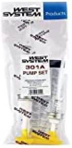 West System Pump Kit 301A  fits 1kg size