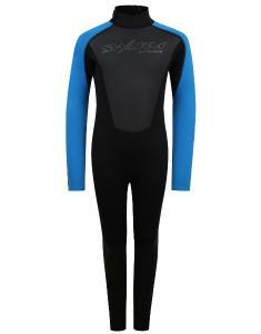 Typhoon Swarm Childrens full wetsuit BlackBlue