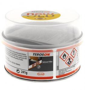 Teroson Gelcoat Filler formerly Plastic Padding 241g tin