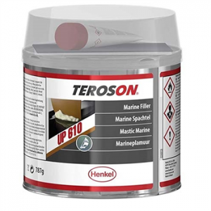 Teroson Marine Filler formerly Plastic Padding 341g tin