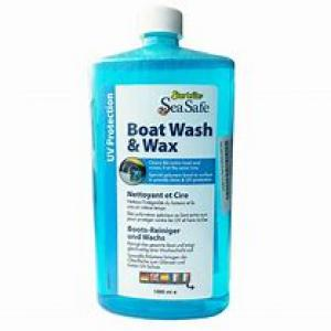 Starbrite Boat Wash  Wax Sea Safe  1 Litre